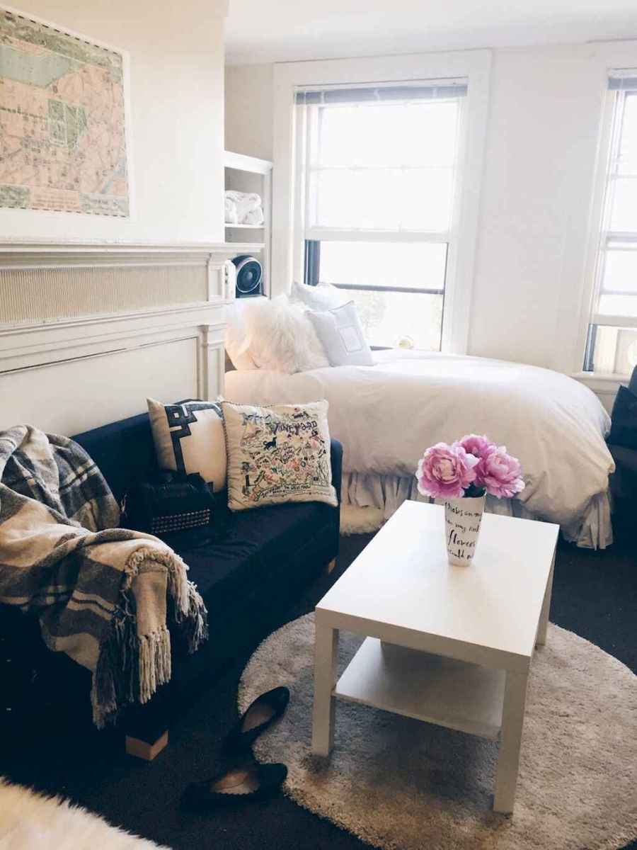 Small apartment studio decorating ideas on a budget (22)