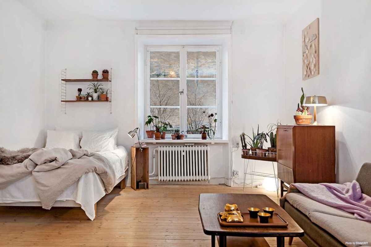 Small apartment studio decorating ideas on a budget (30)