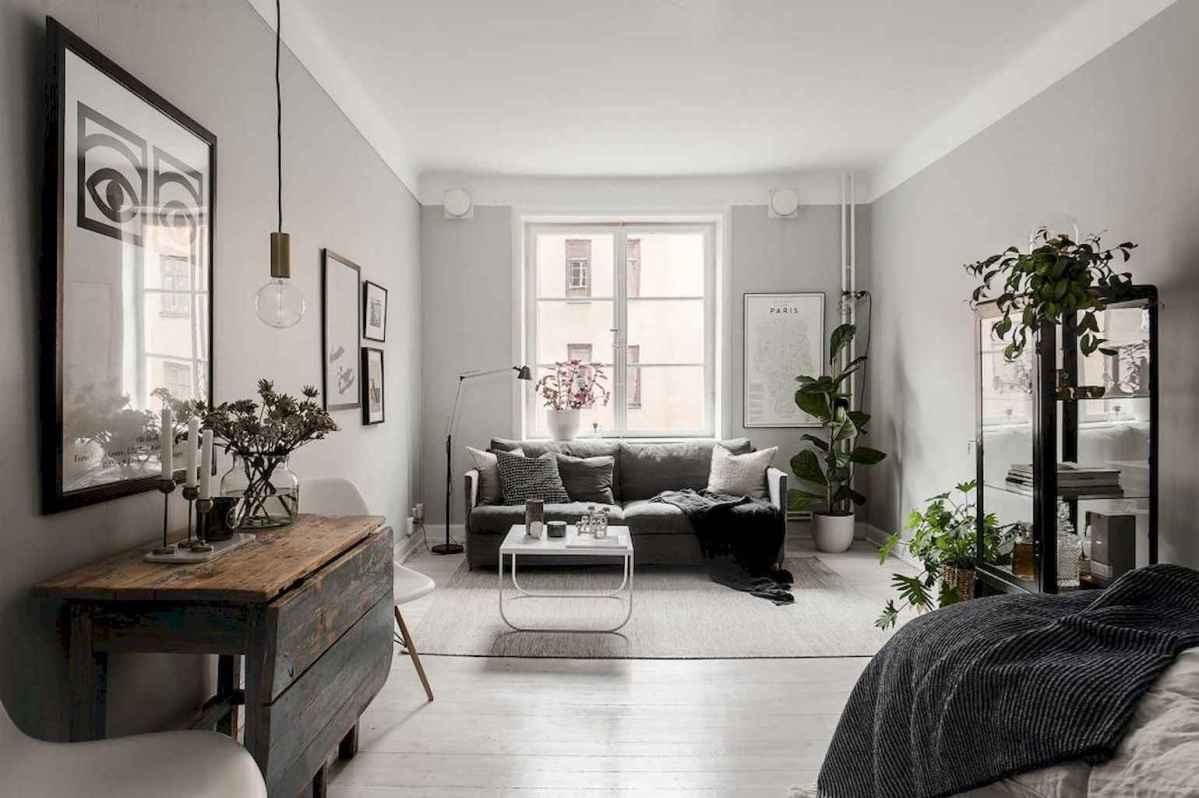 Small apartment studio decorating ideas on a budget (4)