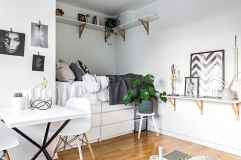 Small apartment studio decorating ideas on a budget (7)
