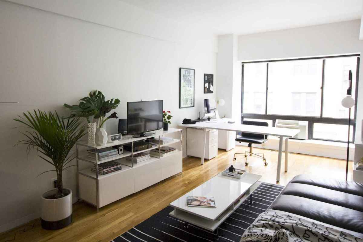 Small apartment studio decorating ideas on a budget (72)