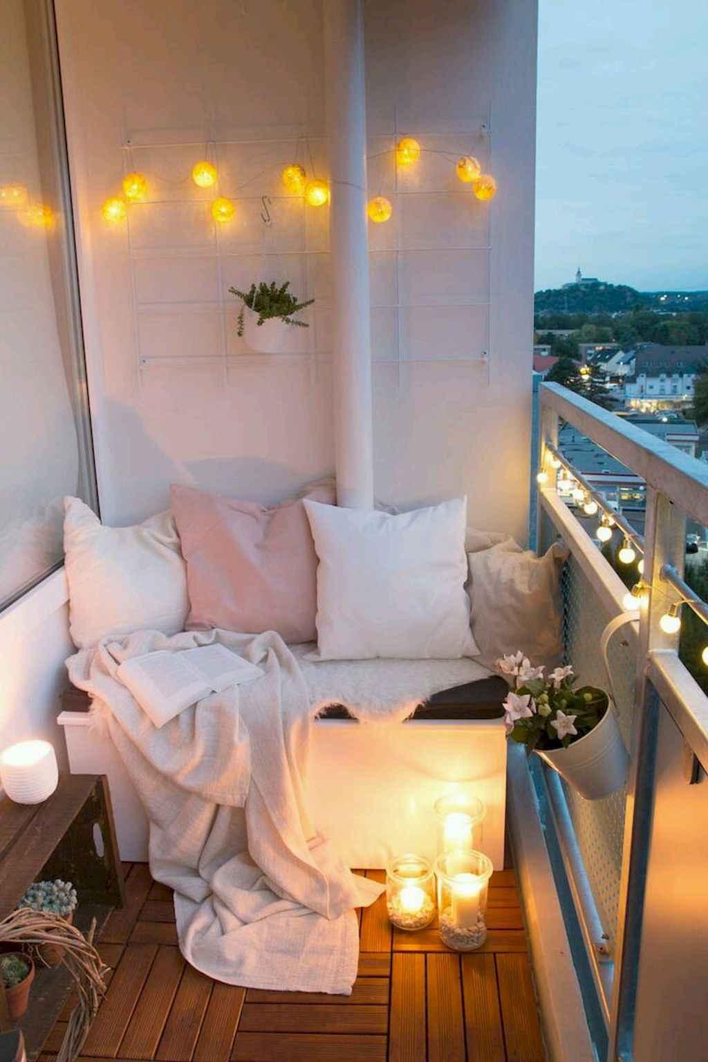 Small balcony decoration ideas (58)