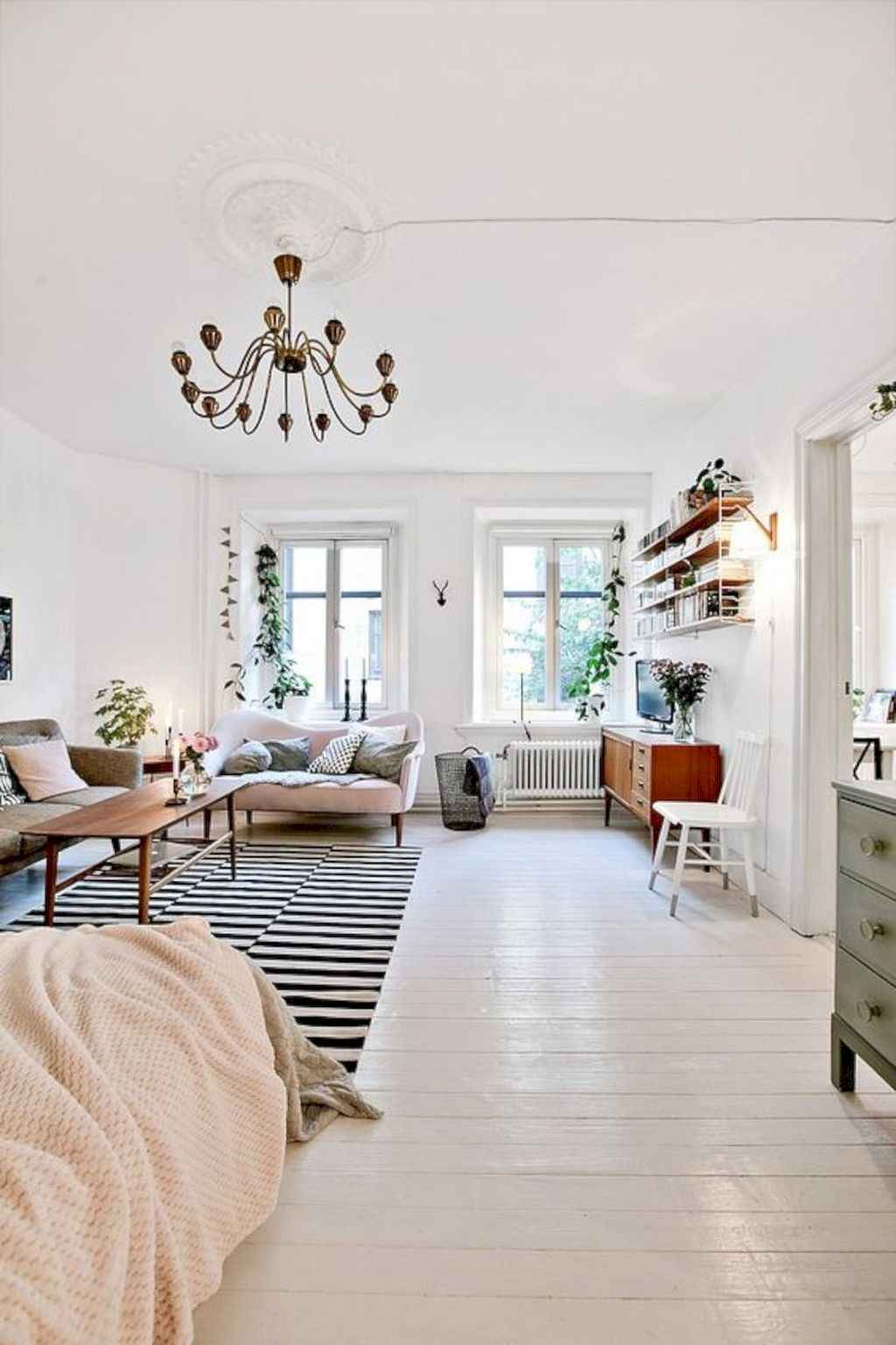 Amazing small first apartment decorating ideas (1)