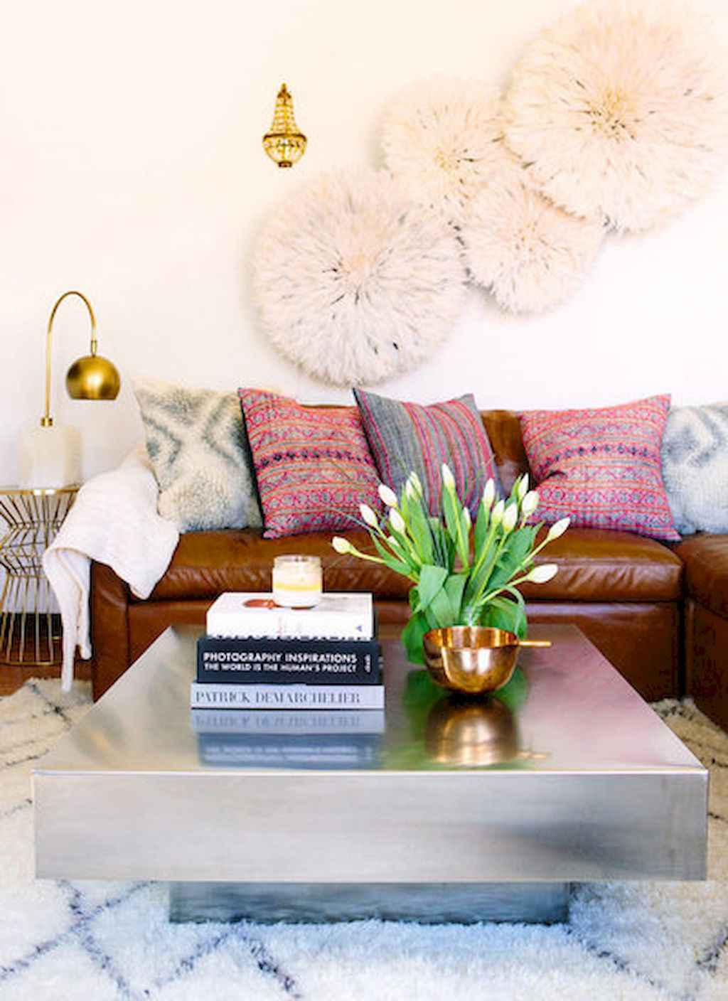 Amazing small first apartment decorating ideas (4)