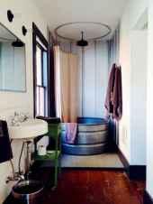 Amazing tiny house bathroom shower ideas (49)
