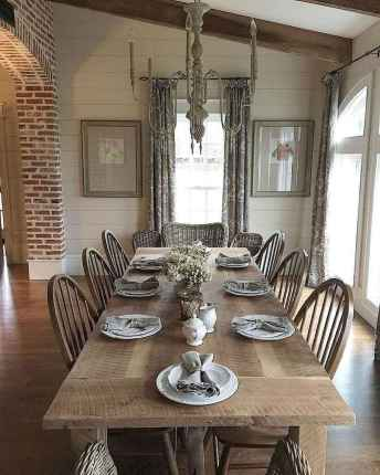 85 Beautiful French Country Dining Room Decor Ideas - HomeSpecially