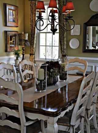 Beautiful french country dining room ideas (84)