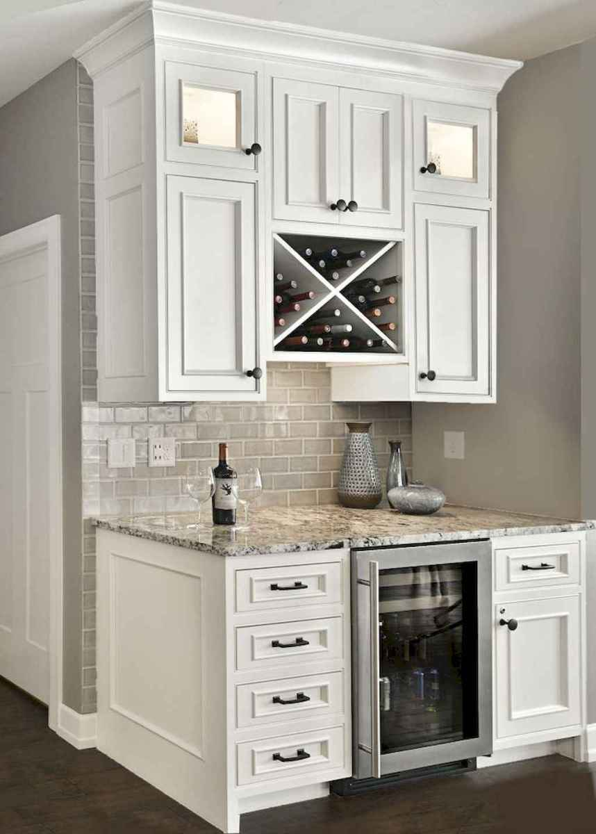Best rustic farmhouse kitchen cabinet makeover ideas (62 ...