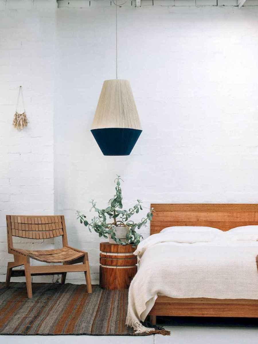Bohemian style modern bedroom ideas (24)