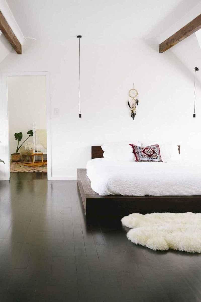 Bohemian style modern bedroom ideas (38)