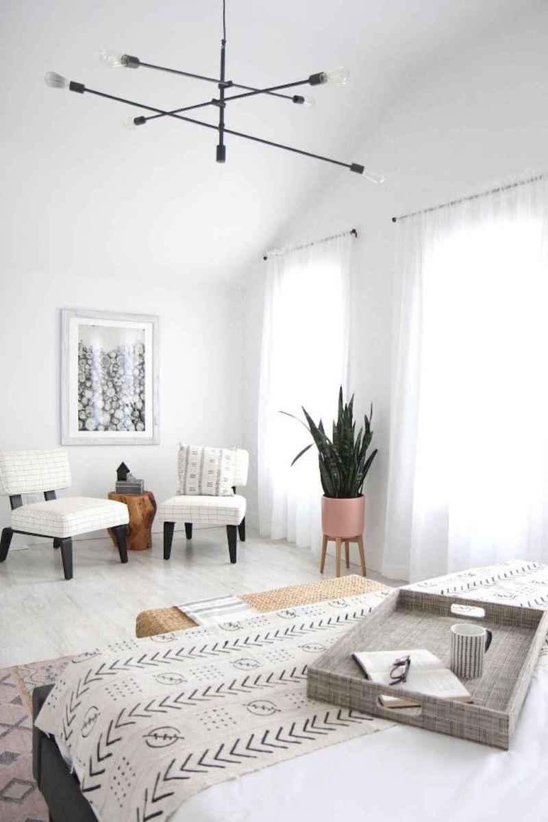 Bohemian style modern bedroom ideas (83)