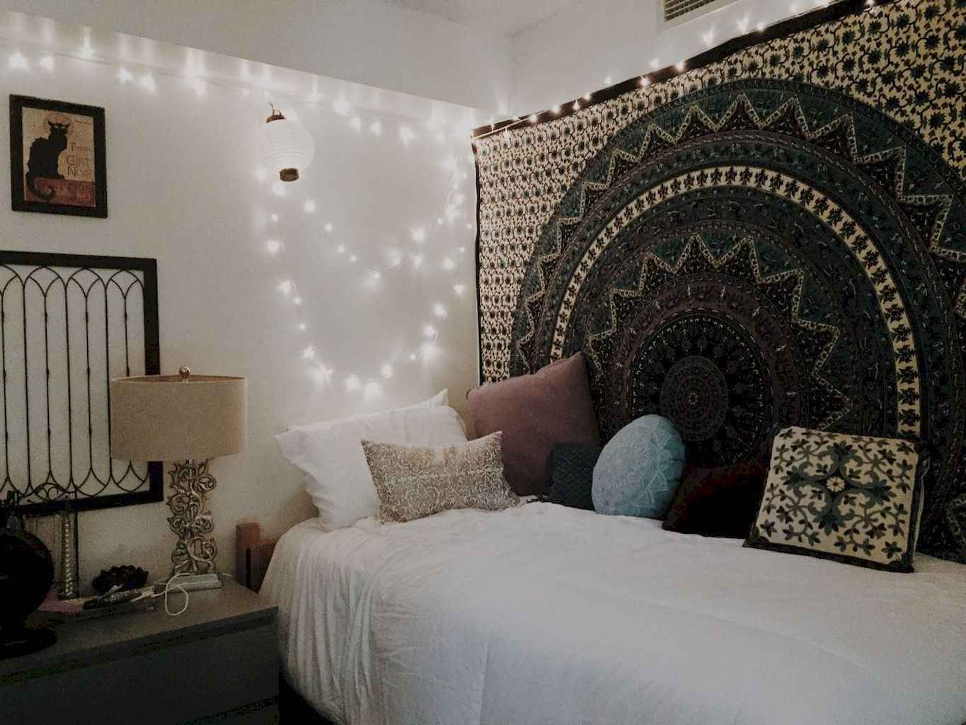 Clever college apartment decorating ideas on a budget (16)