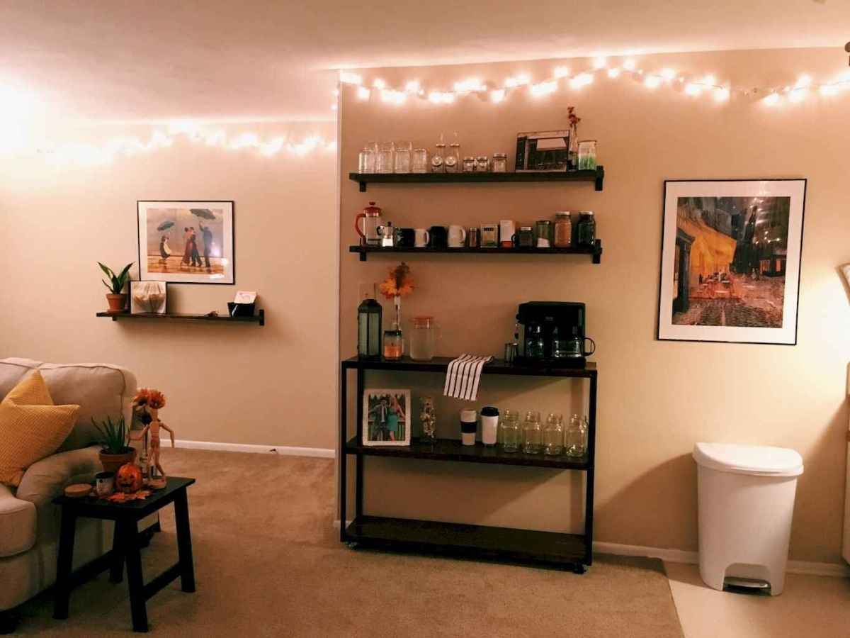 Clever college apartment decorating ideas on a budget (45)