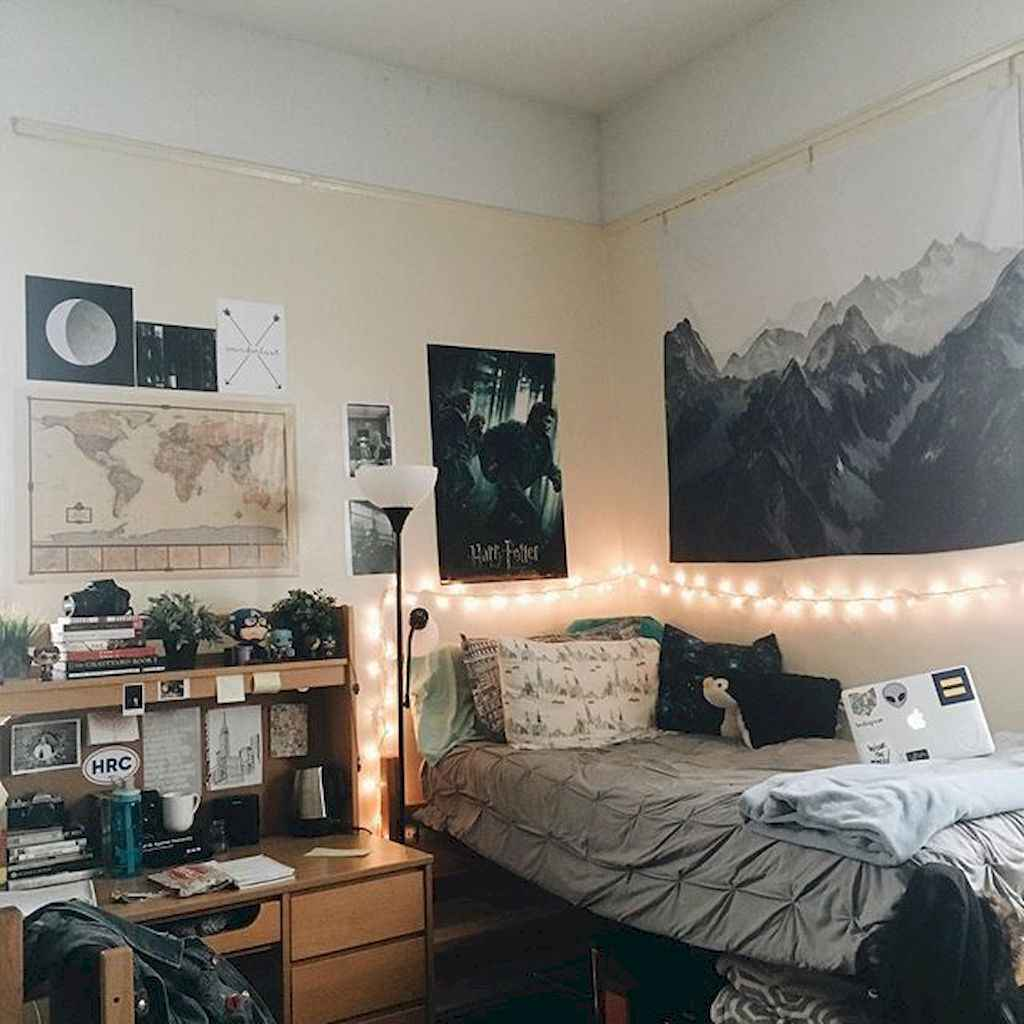 Clever college apartment decorating ideas on a budget (58)