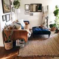 Modern bohemian living room decor ideas (1)