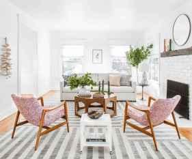 Modern bohemian living room decor ideas (29)