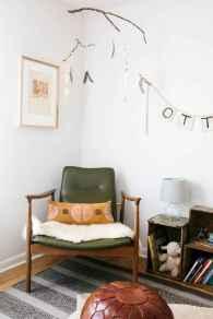 Modern bohemian living room decor ideas (43)