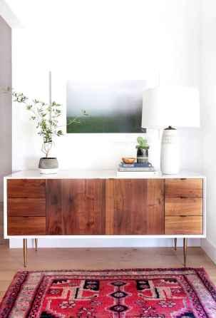 Modern bohemian living room decor ideas (92)