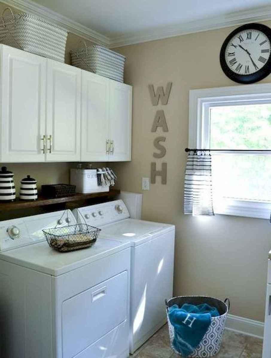 Modern farmhouse laundry room ideas (3)