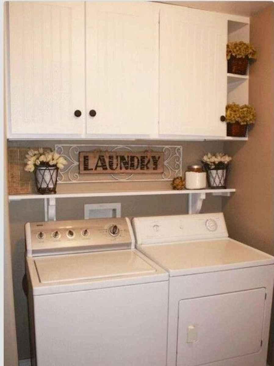Modern farmhouse laundry room ideas (58)