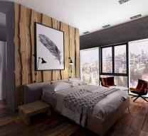 Modern farmhouse style master bedroom ideas (17)