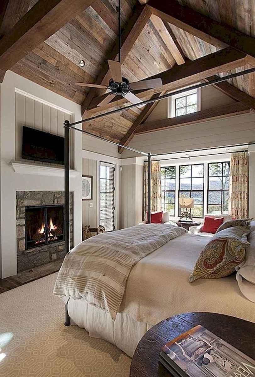 Modern farmhouse style master bedroom ideas (6)