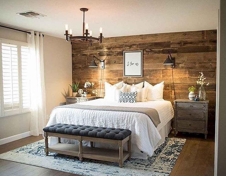 Modern Farmhouse Style Master Bedroom Ideas (67)