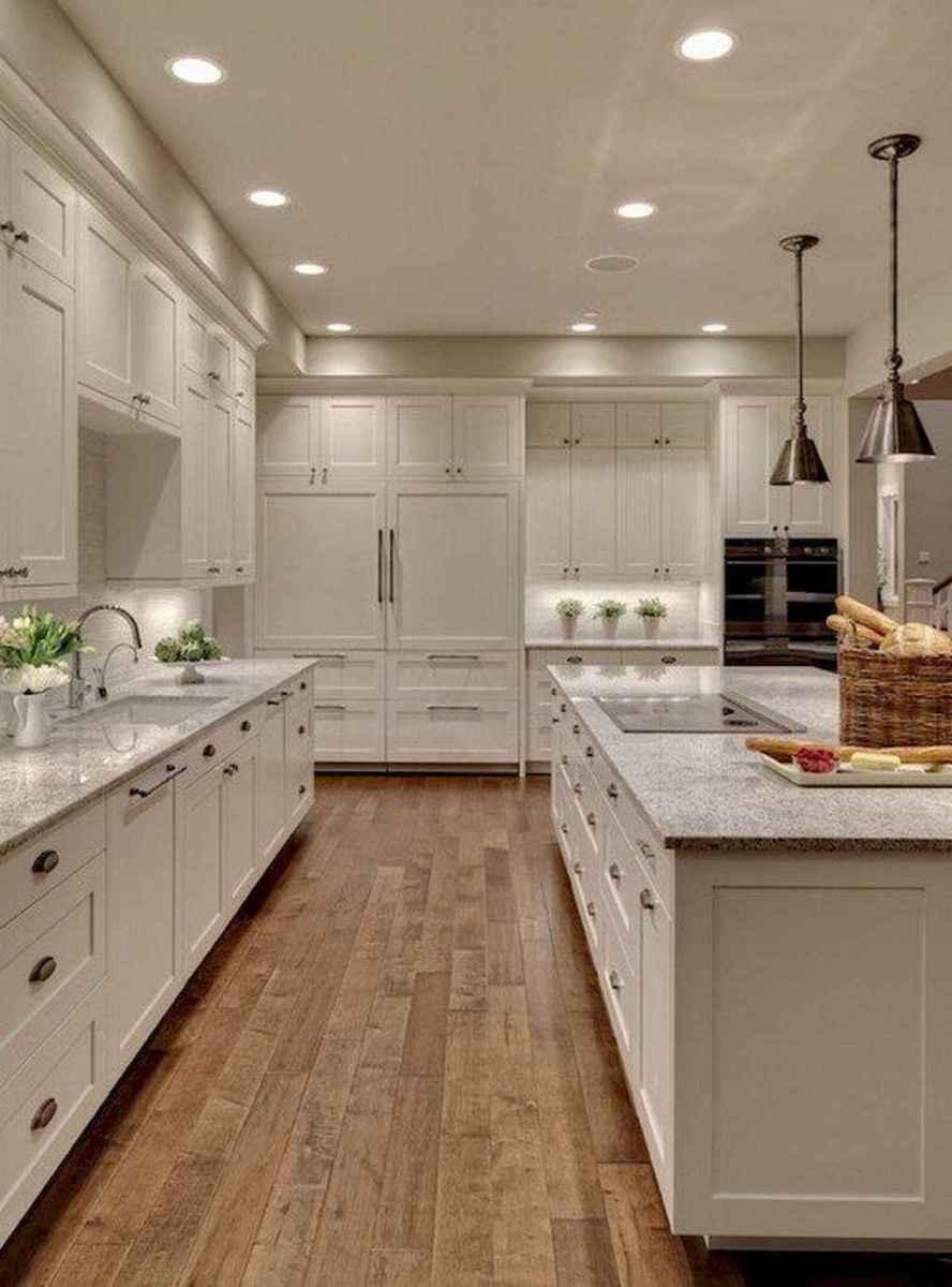 White kitchen cabinet design ideas (48)