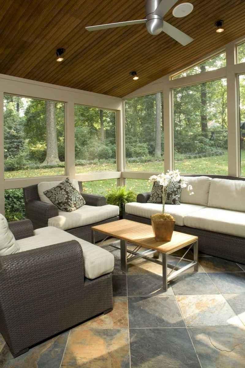 05 cozy farmhouse sunroom decor ideas