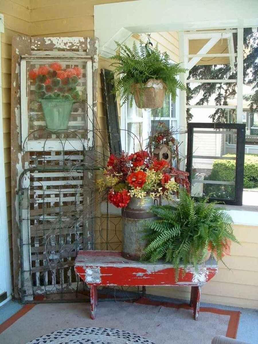 05 modern farmhouse front porch decorating ideas