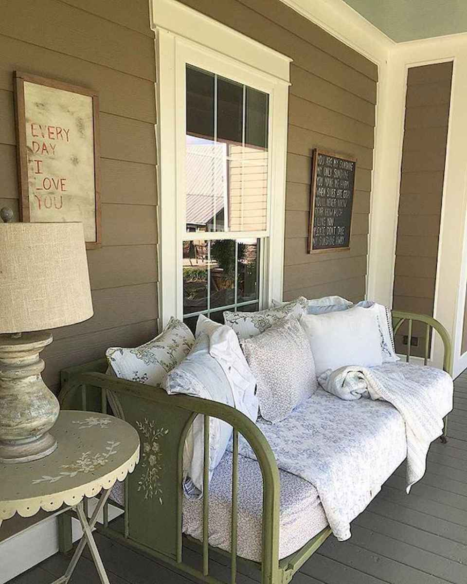 12 modern farmhouse front porch decorating ideas
