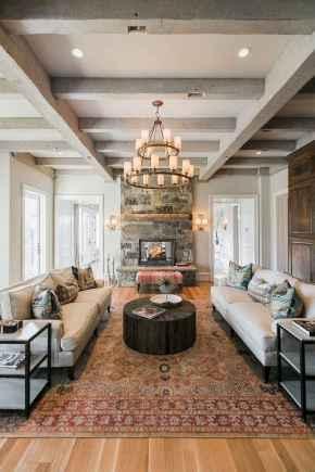 13 cozy modern farmhouse living room decor ideas