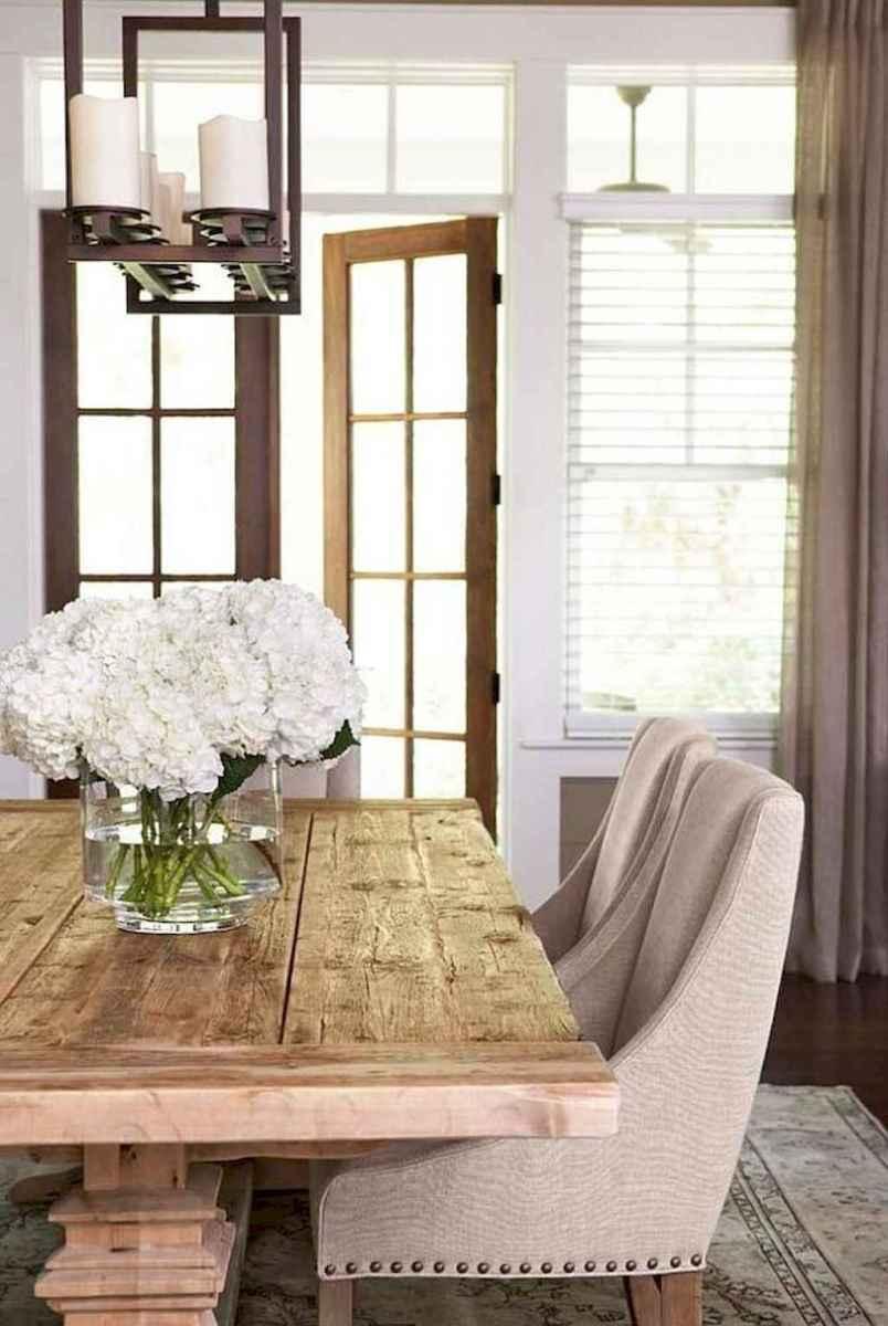 15 best farmhouse dining room makeover decor ideas