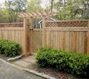 15 easy cheap backyard privacy fence design ideas
