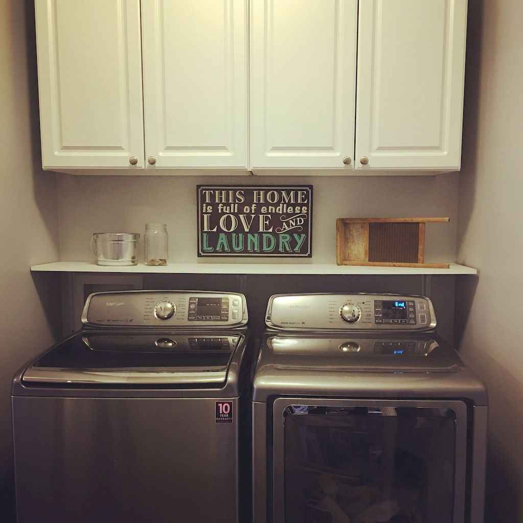 16 functional small laundry room design ideas