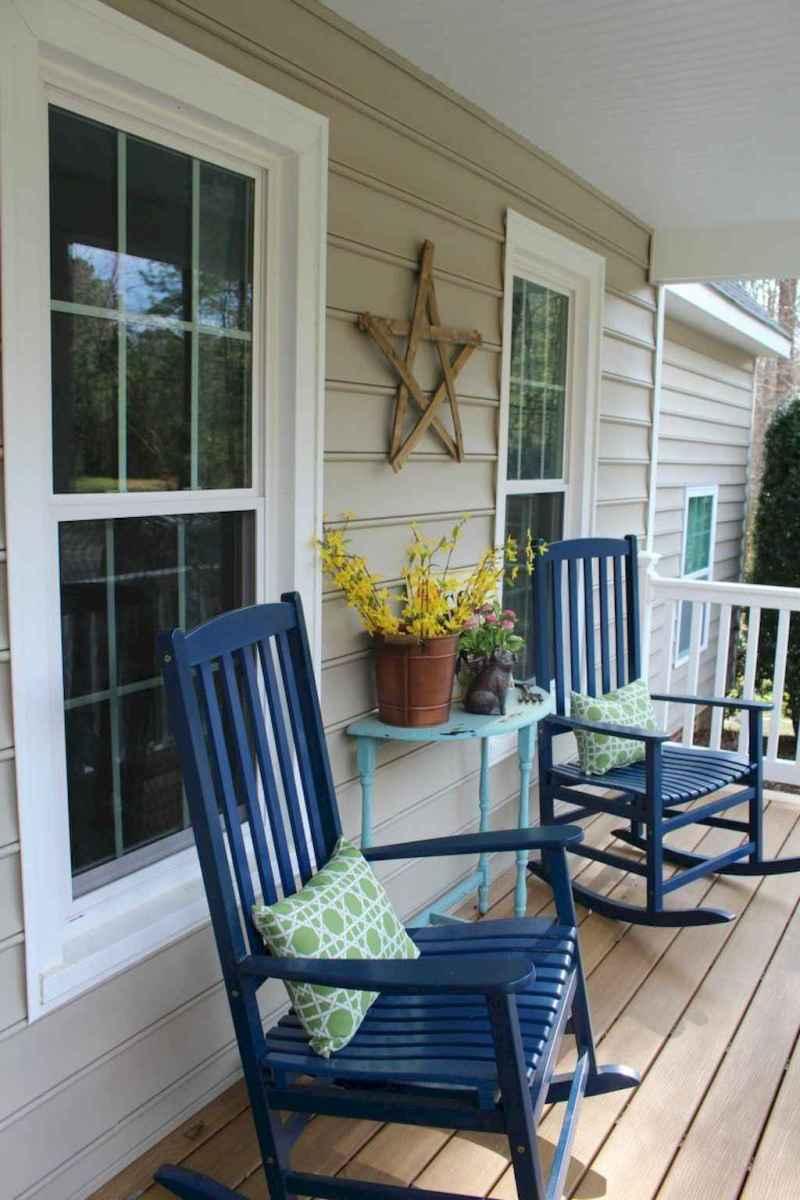 16 modern farmhouse front porch decorating ideas