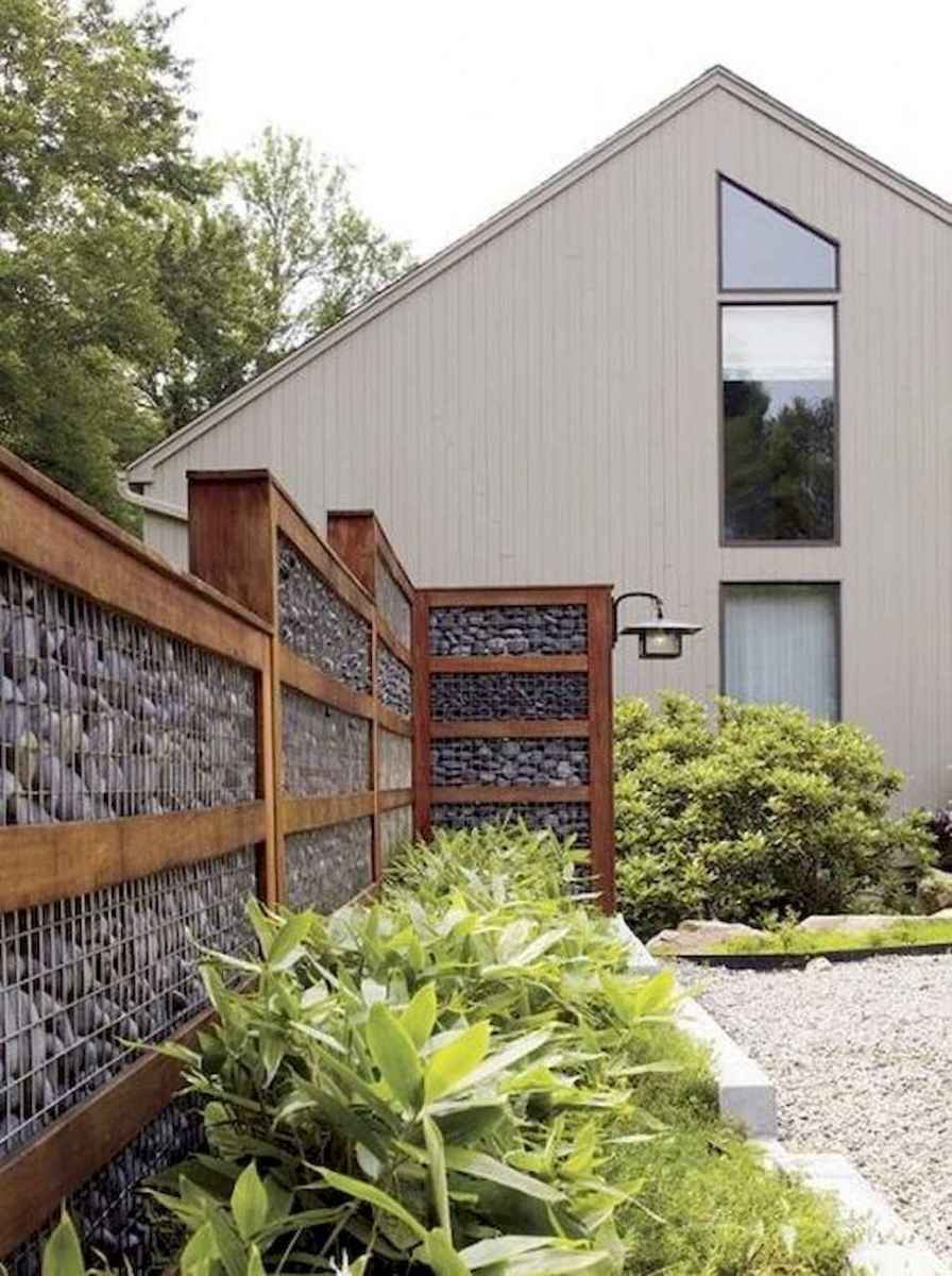 17 easy cheap backyard privacy fence design ideas