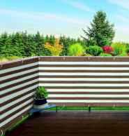 18 easy cheap backyard privacy fence design ideas