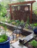 19 easy cheap backyard privacy fence design ideas