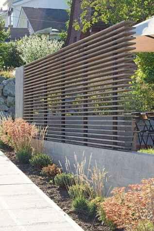 21 easy cheap backyard privacy fence design ideas
