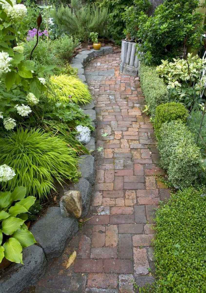 21 simple and beautiful front yard pathways landscaping ideas