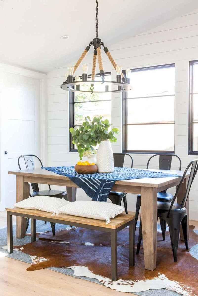 22 best farmhouse dining room makeover decor ideas