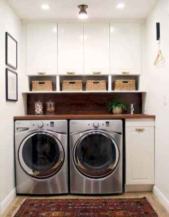 85 Functional Small Laundry Room Design Ideas - HomeSpecially