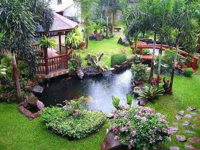 27 awesome backyard ponds and water garden landscaping ideas