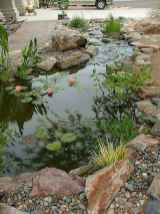 31 awesome backyard ponds and water garden landscaping ideas