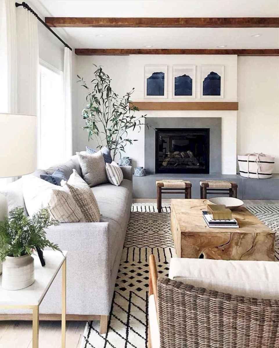 32 cozy modern farmhouse living room decor ideas