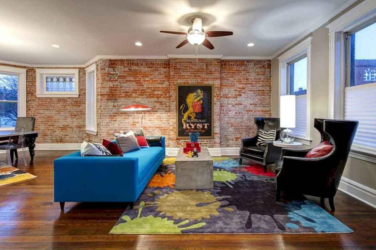 35 cozy modern farmhouse living room decor ideas