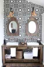 36 best farmhouse bathroom remodel decor ideas