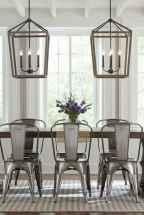 37 best farmhouse dining room makeover decor ideas