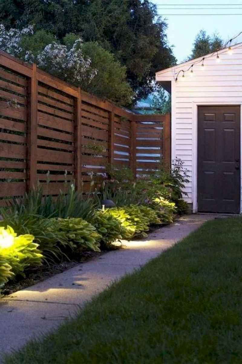 37 easy cheap backyard privacy fence design ideas